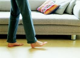 Slips, Trips and Safety in Your Home