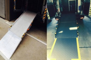 Truck Ramp Safety